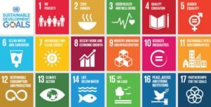 Gli obbiettivi per uno sviluppo sostenibile
